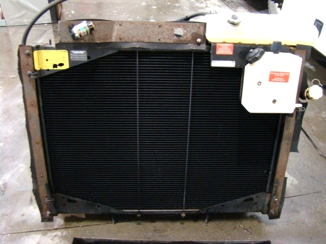 USED RV/MOTORHOME RADIATORS, COLLANT JUGS AND INTERCOOLERS FOR SALE!