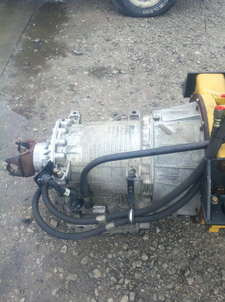 USED ALLISON TRANSMISSION MODEL 2100MH S/N 6310703427 FOR SALE