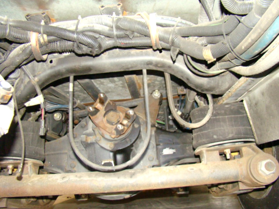 USED REAR DRIVE AXLE SPICER MODEL 190608 RATIO 430 FOR SALE