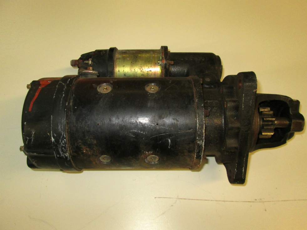 Rv chassis parts used starter motor for cummins 8 3 p n for Starter motor for sale