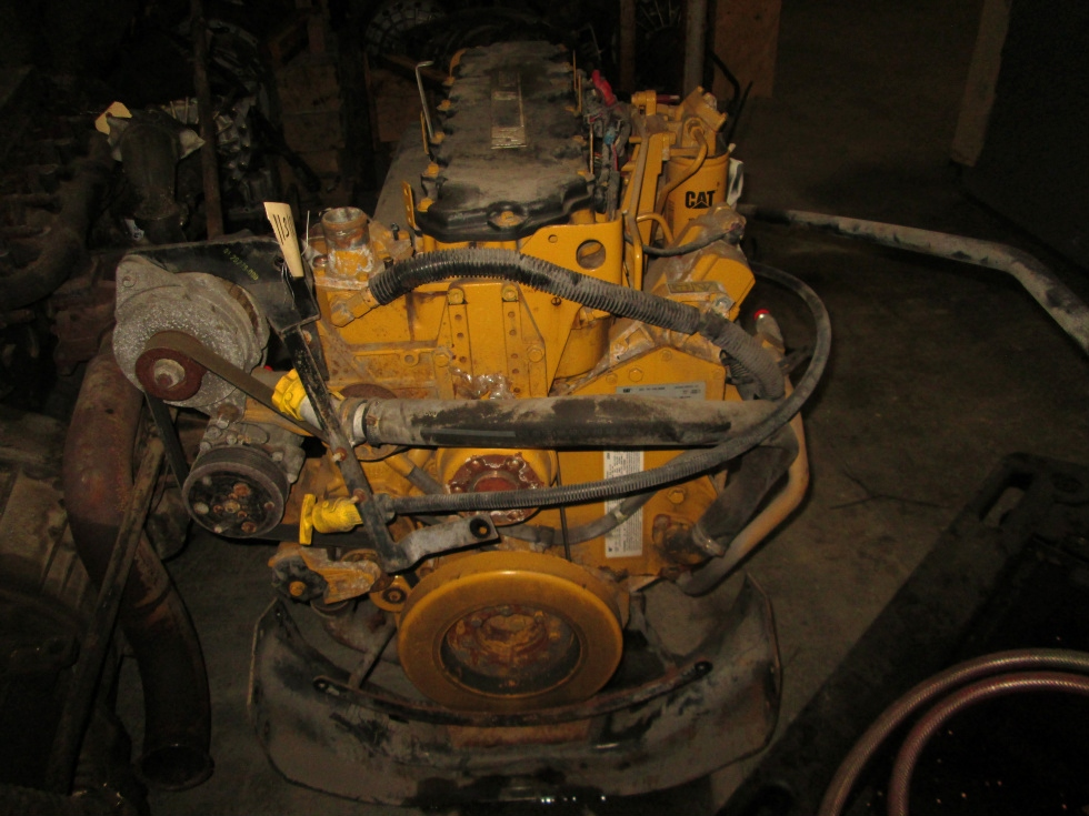 USED CATERPILLAR ENGINE | 2004 CATERPILLAR C7 DIESEL MOTOR FOR SALE *MANY IN STOCK*