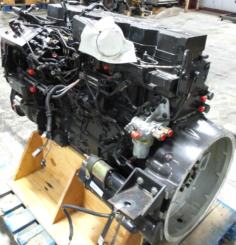 rv chassis parts cummins diesel engine cummins 8 3l 350hp for sale low miles cummins diesel. Black Bedroom Furniture Sets. Home Design Ideas