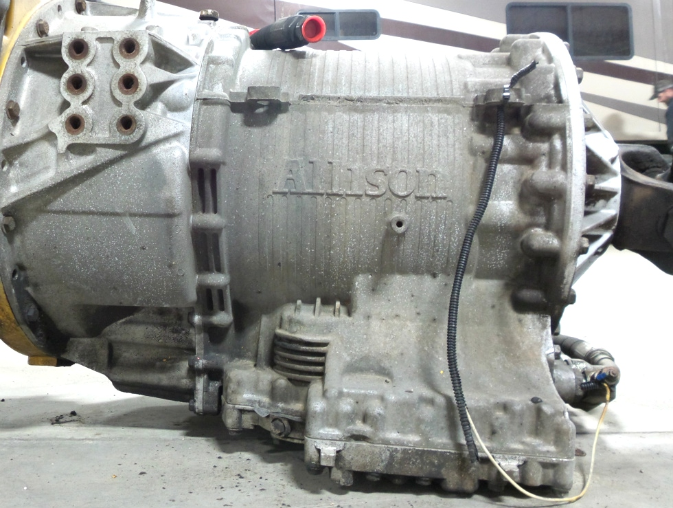 USED ALLISON TRANSMISSION | ALLISON 4000MH AUTOMATIC TRANSMISSION FOR SALE BUS MOTORHOME TRUCK