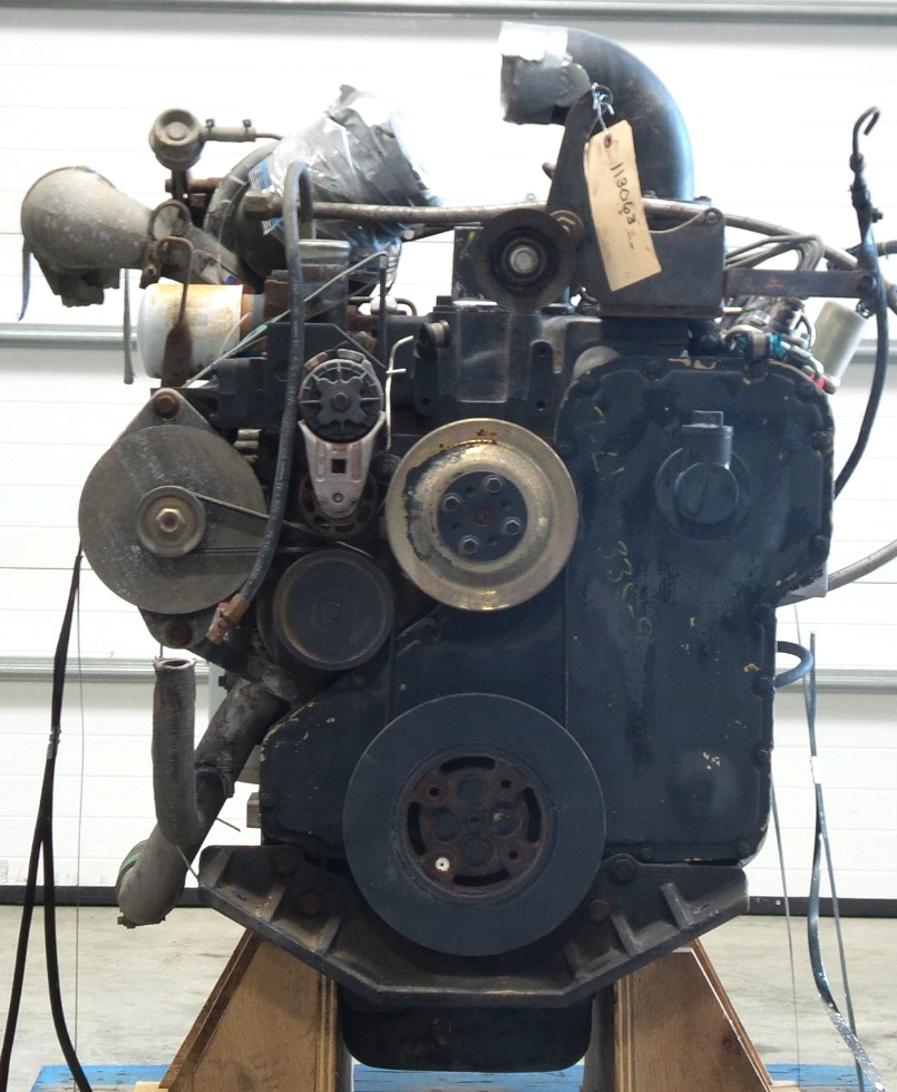 USED 1994 CUMMINS C8.3-BUS 300HP DIESEL ENGINE FOR SALE