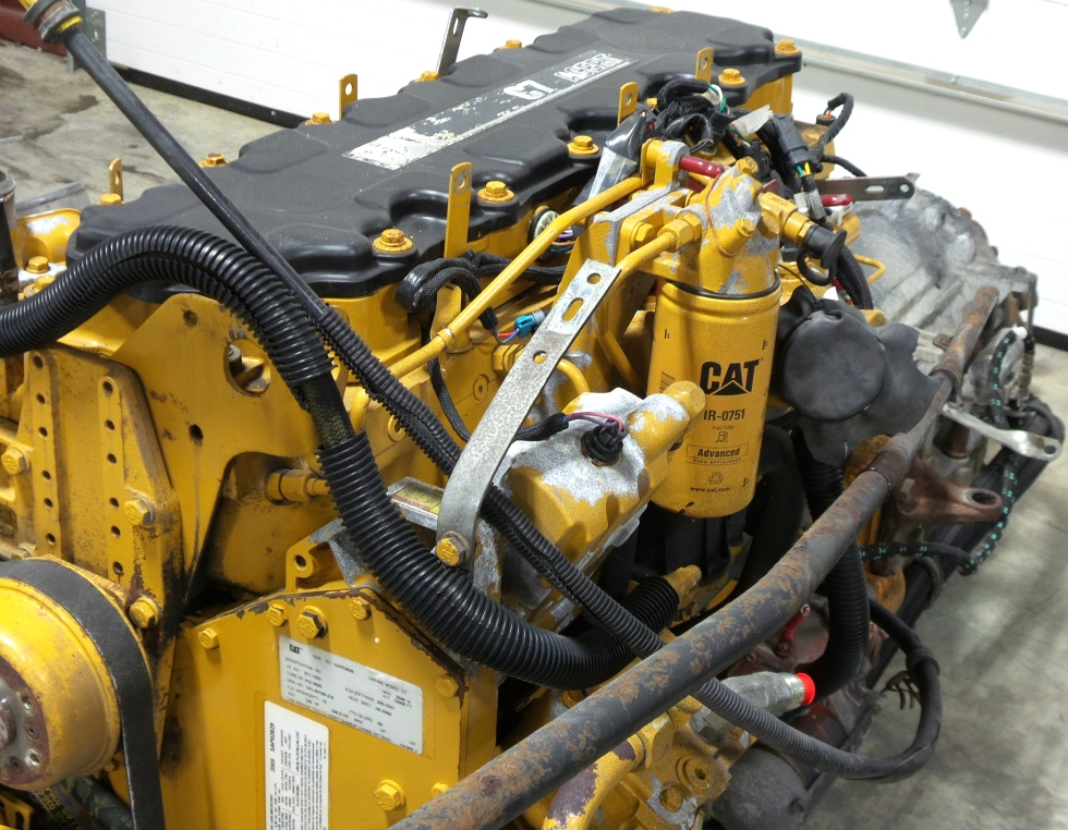 Rv Chassis Parts Caterpillar Diesel Engine Caterpillar
