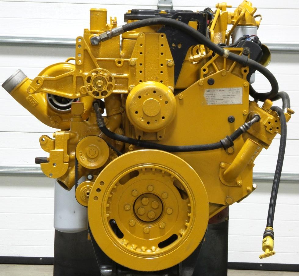CATERPILLAR DIESEL ENGINE | CAT C7 7.2L 240HP FOR SALE