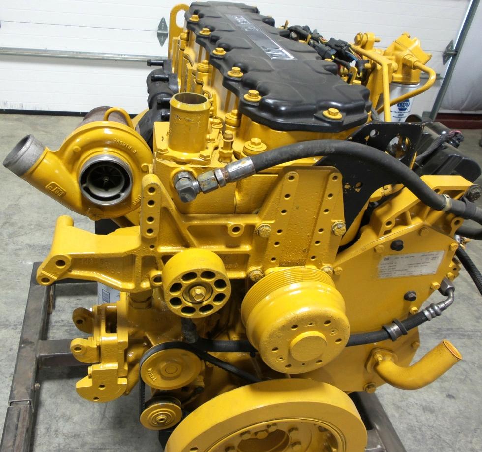 C7 Cat Engine Parts Belt Diagram For 3406e