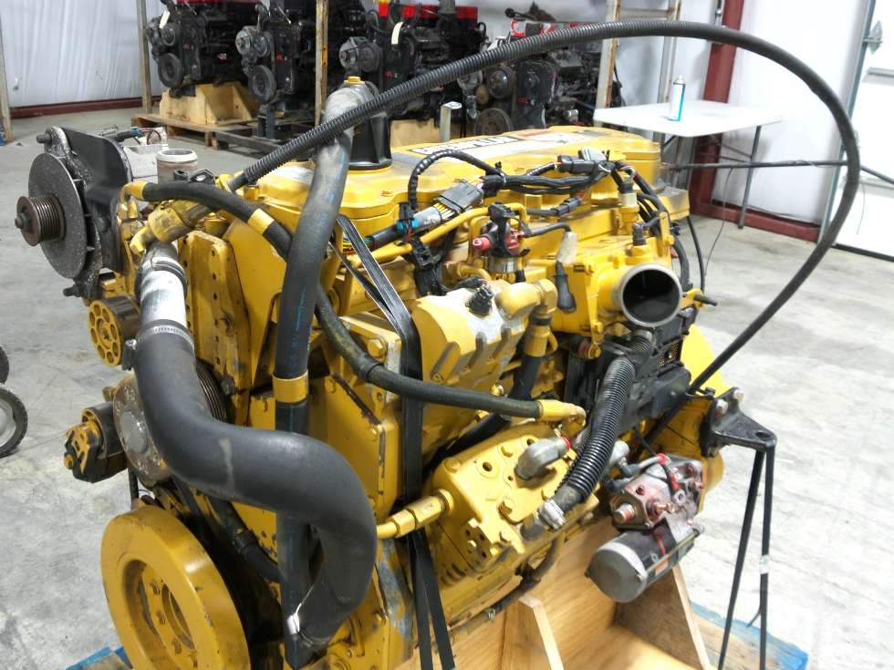 Rv Chassis Parts Used Caterpillar Engine Caterpillar
