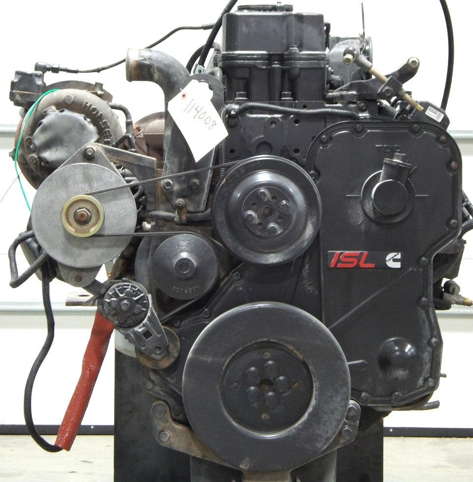 Rv Chassis Parts Used Cummins Engine For Sale 8 8l 2003