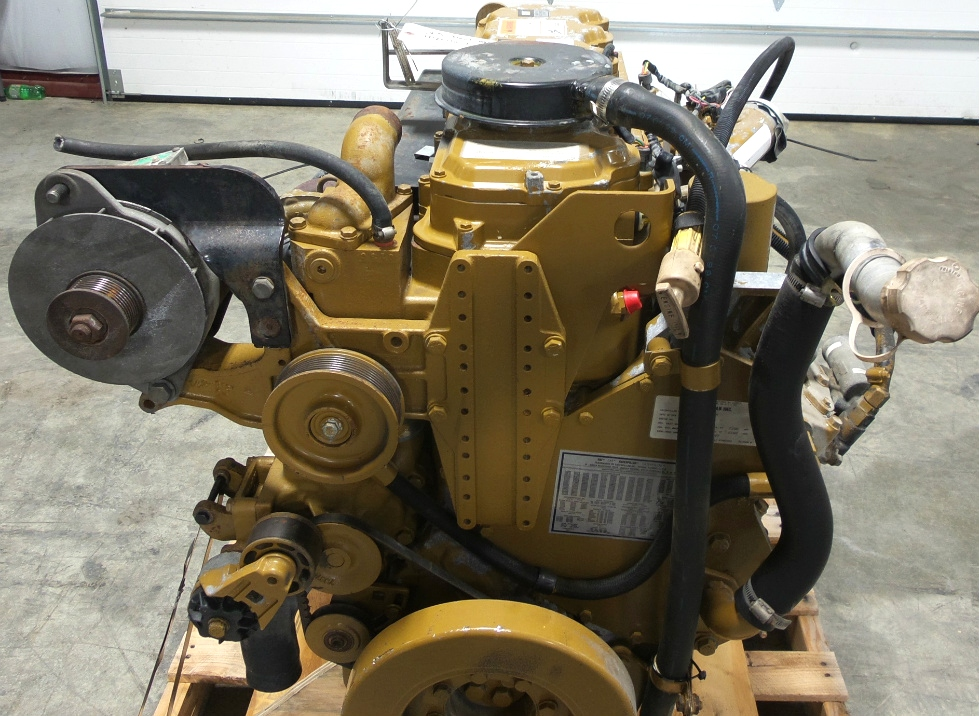 USED CATERPILLAR ENGINE 3126 7.2L YEAR 2000 330HP FOR SALE