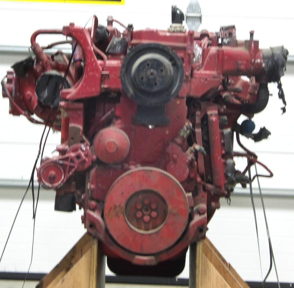 USED CUMMINS ENGINE | CUMMINS 6.7L ISB350 REAR DRIVE YEAR 2007 FOR SALE