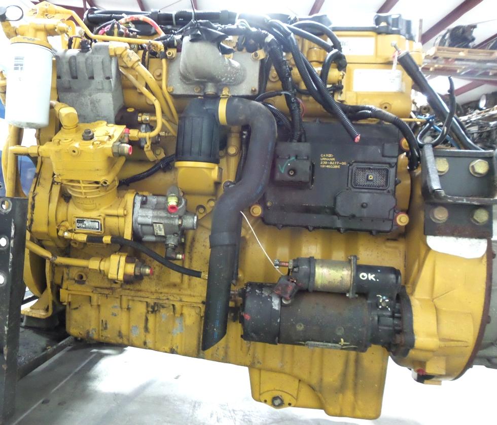 Rv Chassis Parts Caterpillar Diesel Engine Cat C9 8 8l