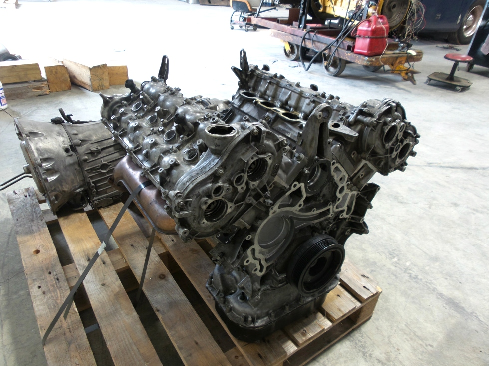 USED MERCEDES BENZ MOTOR 5.5L 382HP GL550 2012 FOR SALE
