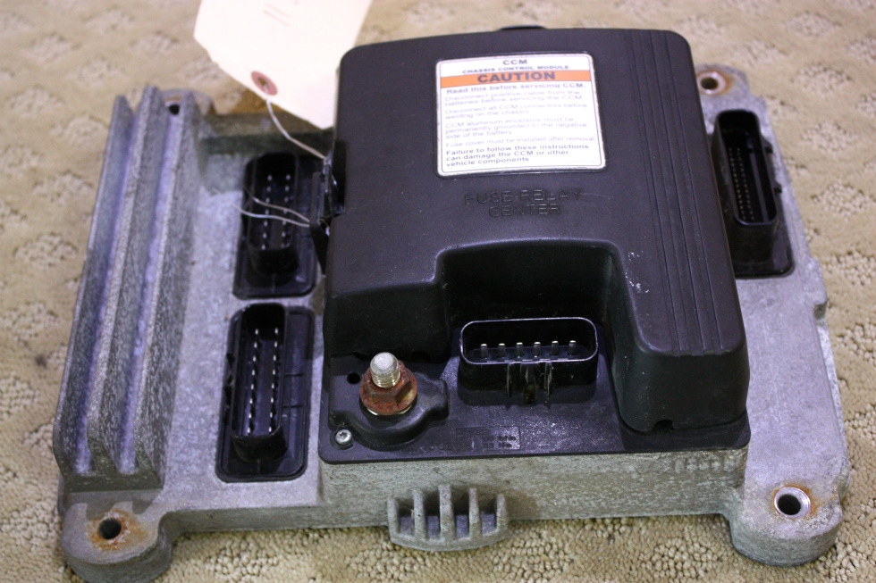 USED CHASSIS CONTROL MODULE FOR SALE