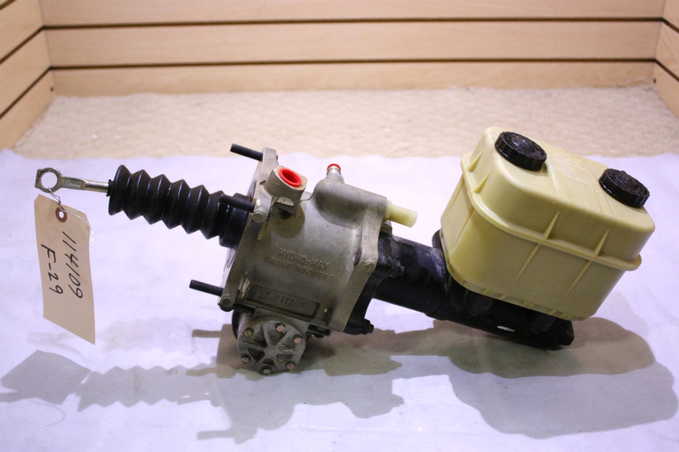 USED HYDRO-MAX BRAKE BOOSTER 2772114 FOR SALE