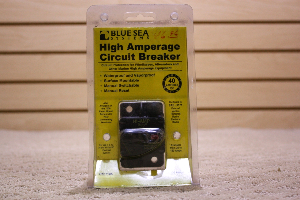 NEW BUSSMANN HI-AMP 185040F FOR SALE