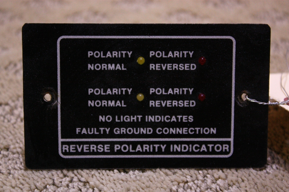 USED REVERSE POLARITY INDICATOR FOR SALE