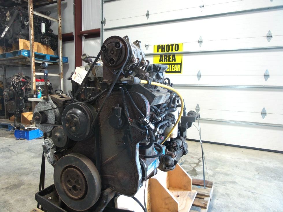 CUMMINS DIESEL ENGINE | CUMMINS ISC330 8.3L 330HP FOR SALE