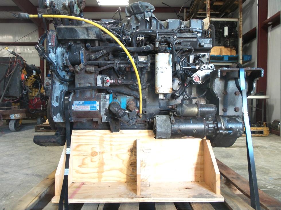 CUMMINS DIESEL ENGINE | CUMMINS ISC330 8.3L 330HP FOR SALE