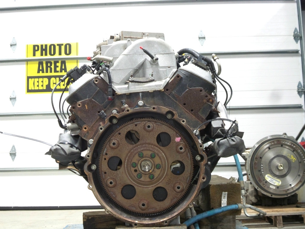 Rv Chassis Parts Used Chevy Vortec 8100 8 1l Engine For