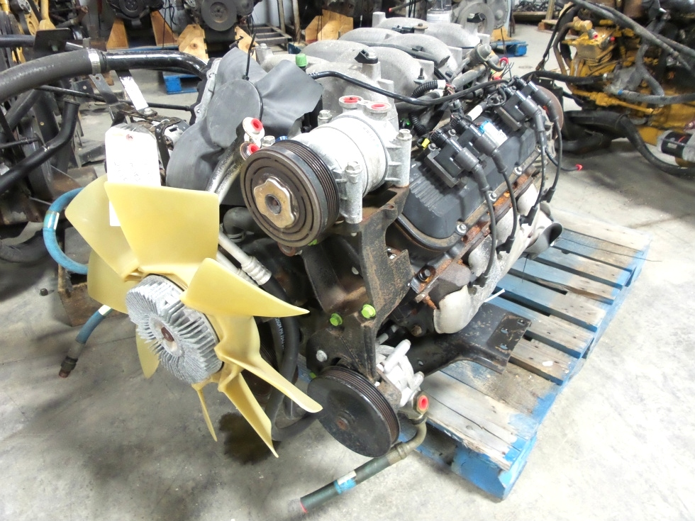 Chevrolet 81 Liter Engine Problems And Solutions