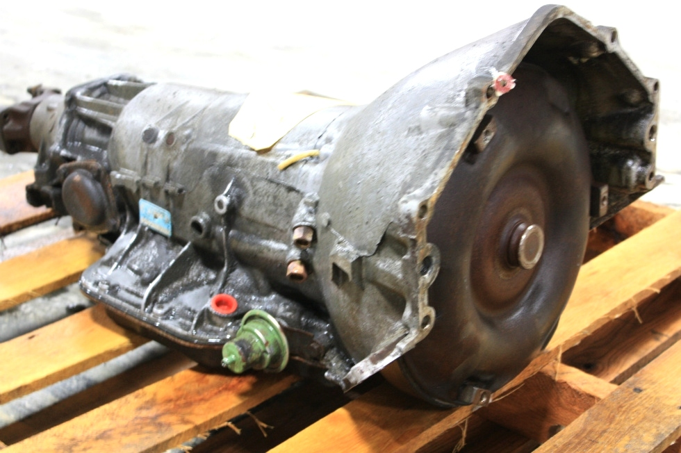 USED TURBO HYDRA MATIC TRANSMISSION 77P 405 FOR SALE