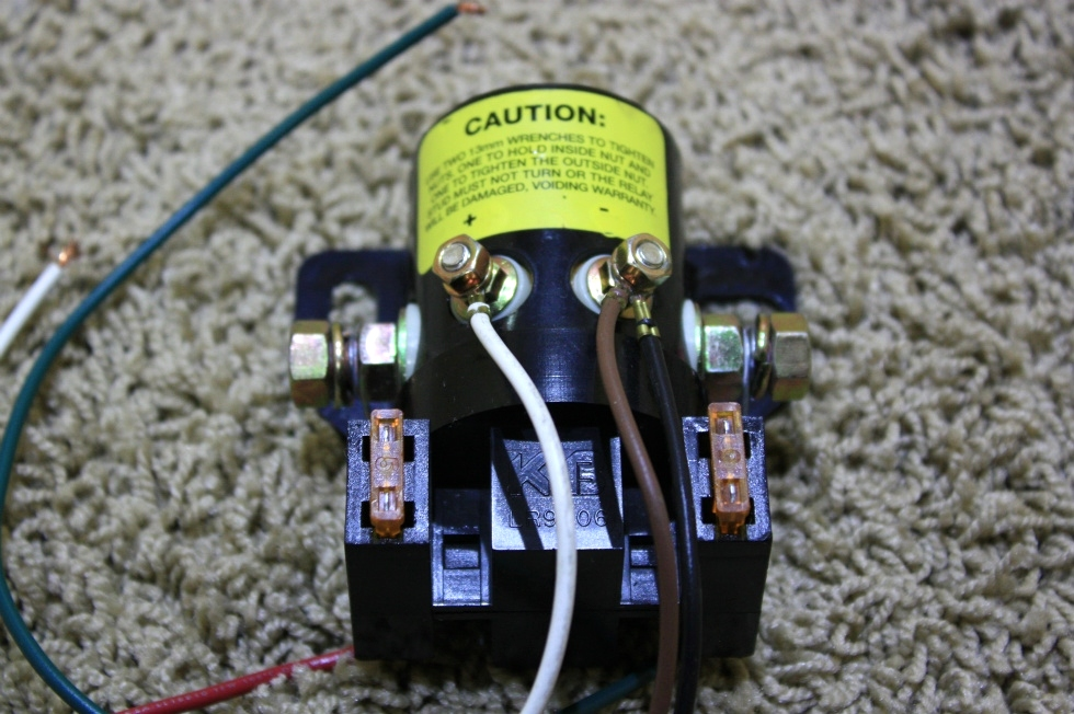 USED KIB LR9806 BATTERY BOOST AND RELAY SOLENOID FOR SALE