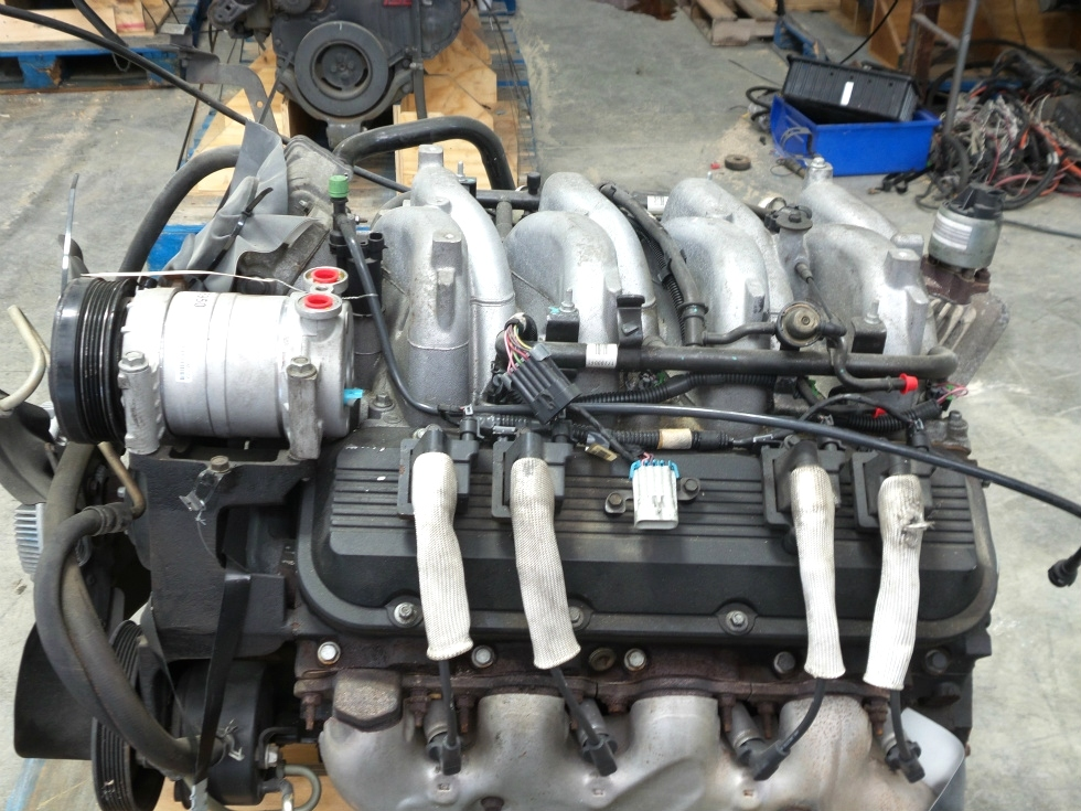 rv chassis parts used chevy vortec 8100 8 1l engine for sale rv gasoline engines used chevy. Black Bedroom Furniture Sets. Home Design Ideas