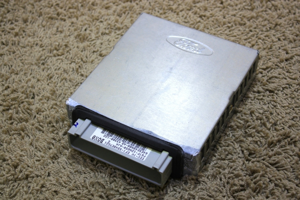 USED 1996 FORD ENGINE CONTROL MODULE F6TF-12A650-AJA FOR SALE