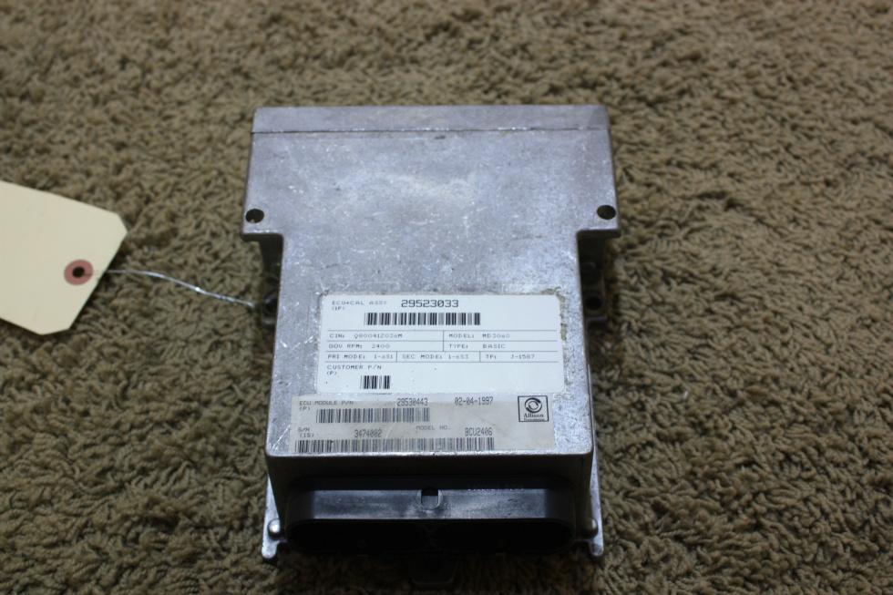 USED RV ALLISON TRANSMISSION ECU 29530443 FOR SALE