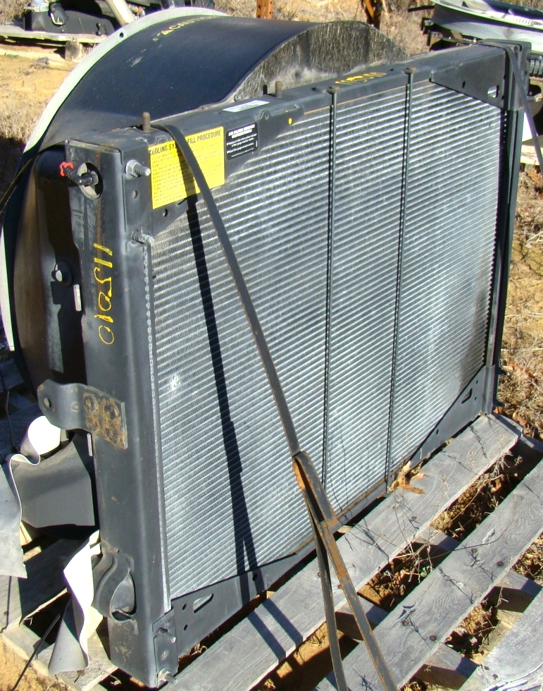 USED 2005 WINNEBAGO JOURNEY RADIATOR FOR SALE