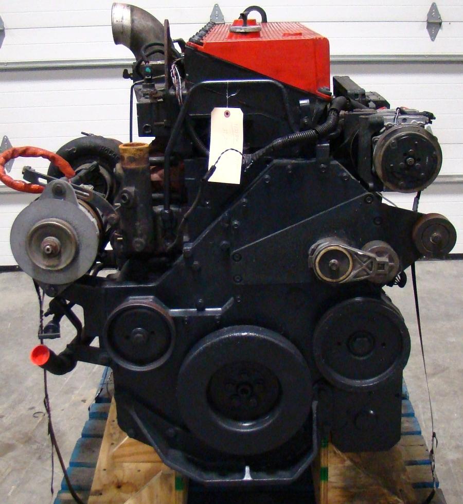 USED CUMMINS DIESEL MOTOR | CUMMINS DIESEL ISM500 500HP YEAR 2001 FOR SALE