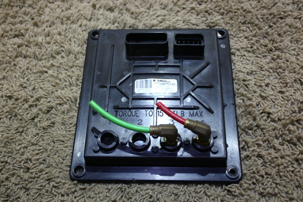 USED RV BORGWARNER VEHICLE DYNAMICS CONTROLLER 7020-20007-01 FOR SALE