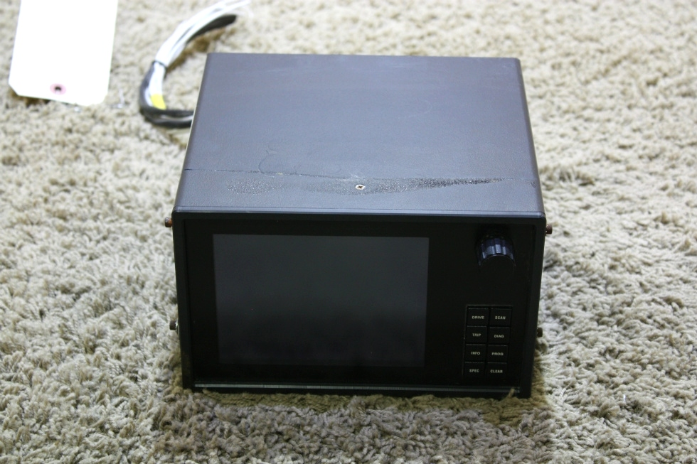 USED RV SILVER LEAF ELECTRONICS VMS 320 EL MONITOR FOR SALE