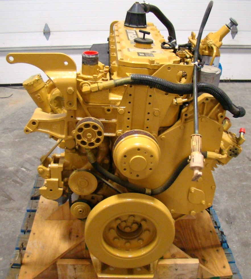 CATERPILLAR DIESEL ENGINE | CATERPILLAR 3126 7.2L 250HP YEAR 1999 FOR SALE