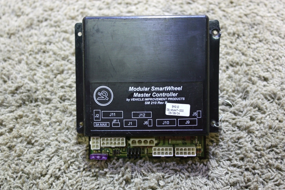USED SM210 MODULAR SMARTWHEEL MASTER CONTROLLER BY VEHICLE IMPROVEMENT PRODUCTS RV PARTS FOR SALE