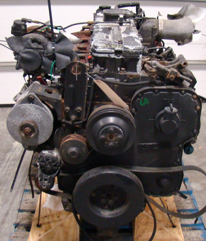 USED CUMMINS DIESEL MOTOR | CUMMINS DIESEL ENGINE FOR SALE 8.9L ISL400 2006