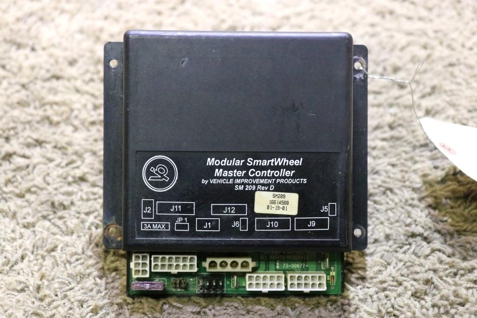 USED MOTORHOME MODULAR SMARTWHEEL MASTER CONTROLLER SM209 FOR SALE