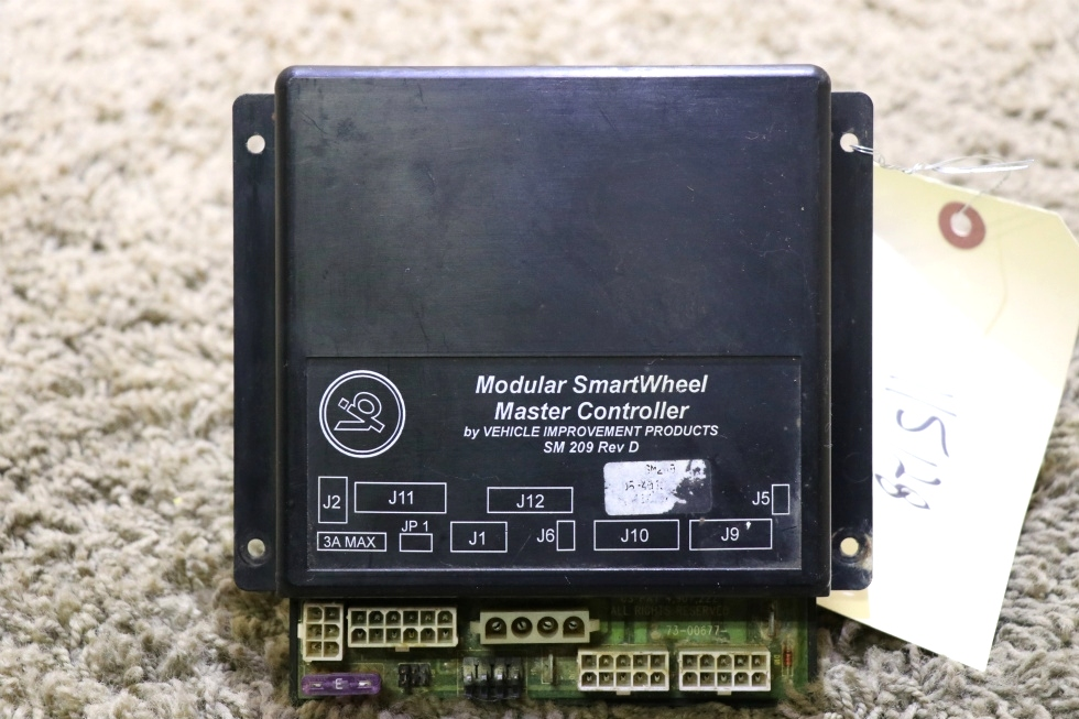 USED VEHICLE IMPROVEMENT PRODUCTS SM209 MODULAR SMARTWHEEL MASTER CONTROLLER RV PARTS FOR SALE