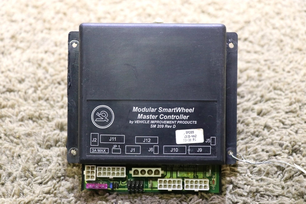 USED MOTORHOME SM209 MODULAR SMARTWHEEL MASTER CONTROLLER FOR SALE