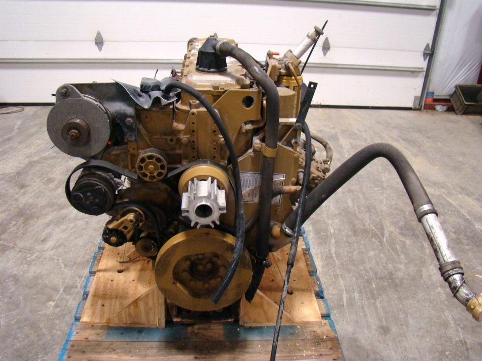 USED CATERPILLAR ENGINE | 3126 7.2L YEAR 1999 330HP FOR SALE