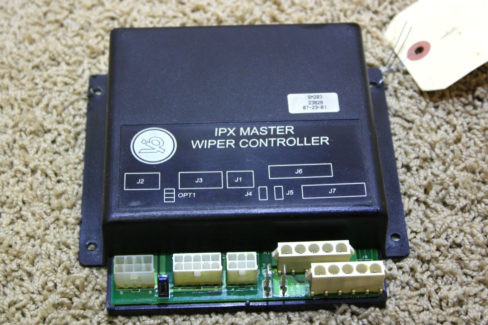 USED IPX MASTER WIPER CONTROLLER 00-00312-100 FOR SALE  **OUT OF STOCK**