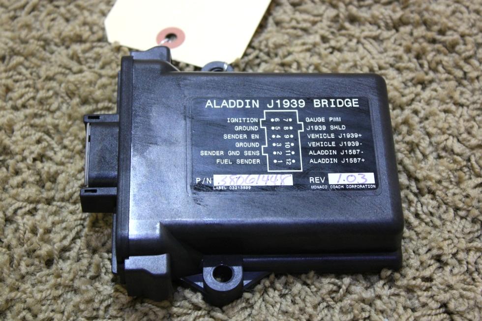 USED ALADDIN J1939 BRIDGE MOTORHOME PARTS FOR SALE