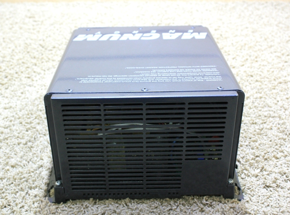 Rv Components Used Magnum Energy Inverter Charger Me2012