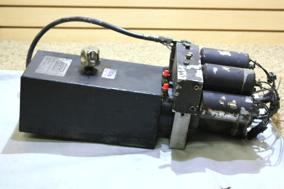Rv components used rv hwh hydraulic pump ap2260 for sale for Hydraulic motors for sale