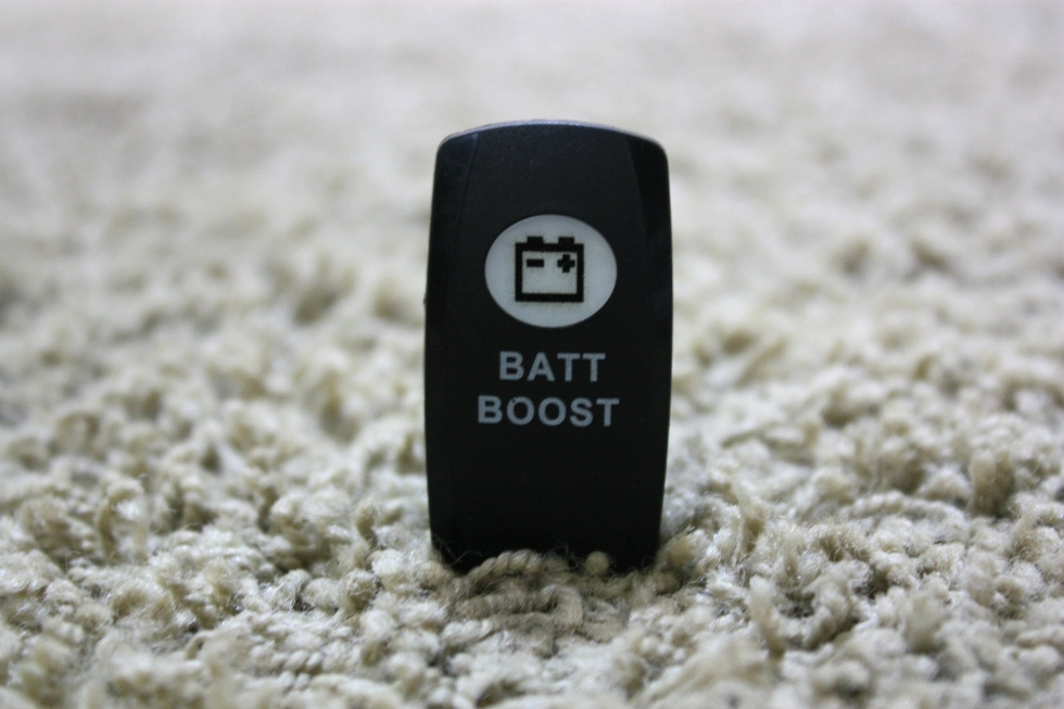 USED RV BATTERY BOOST SWITCH MOTORHOME PARTS FOR SALE