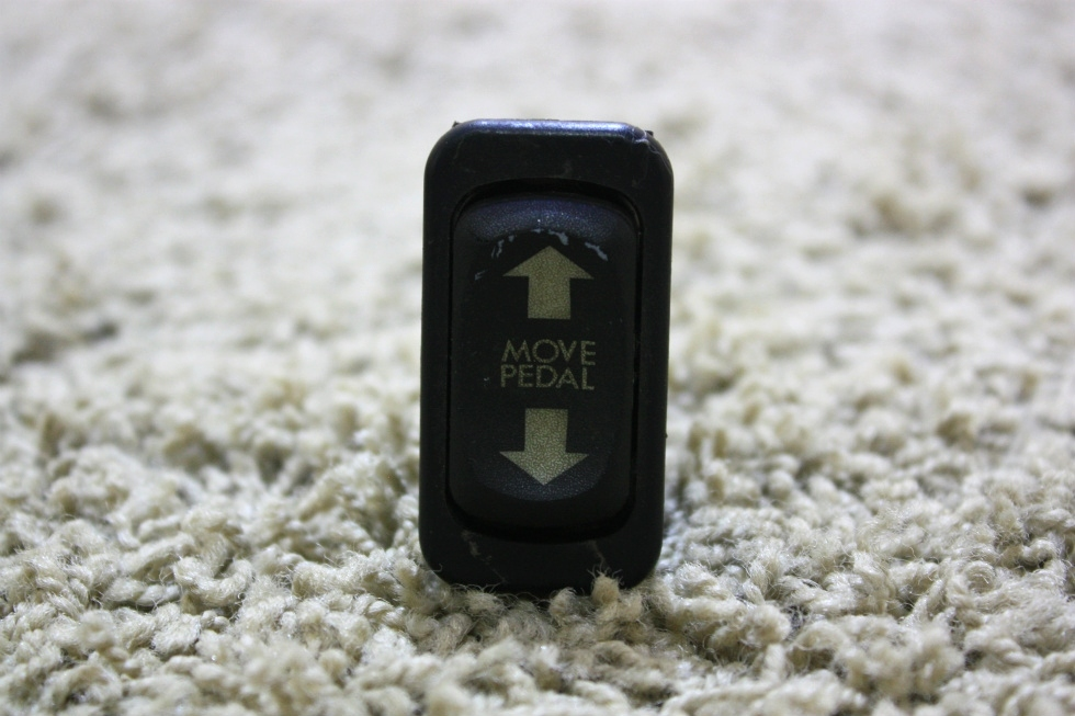 USED MOVE PEDAL UP / DOWN A06-30769-099 MOTORHOME DASH SWITCH FOR SALE