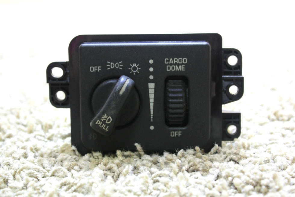 USED RV HEADLIGHT / CARGO DOME LIGHT CONTROLS P56045537AC FOR SALE