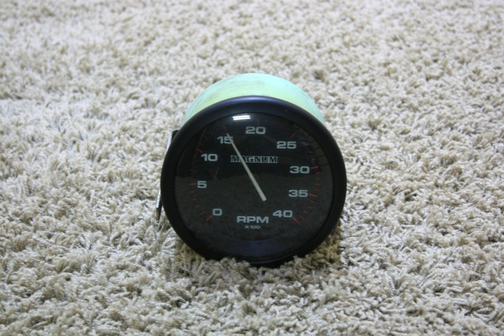 USED MOTORHOME MAGNUM TACHOMETER 6238 FOR SALE