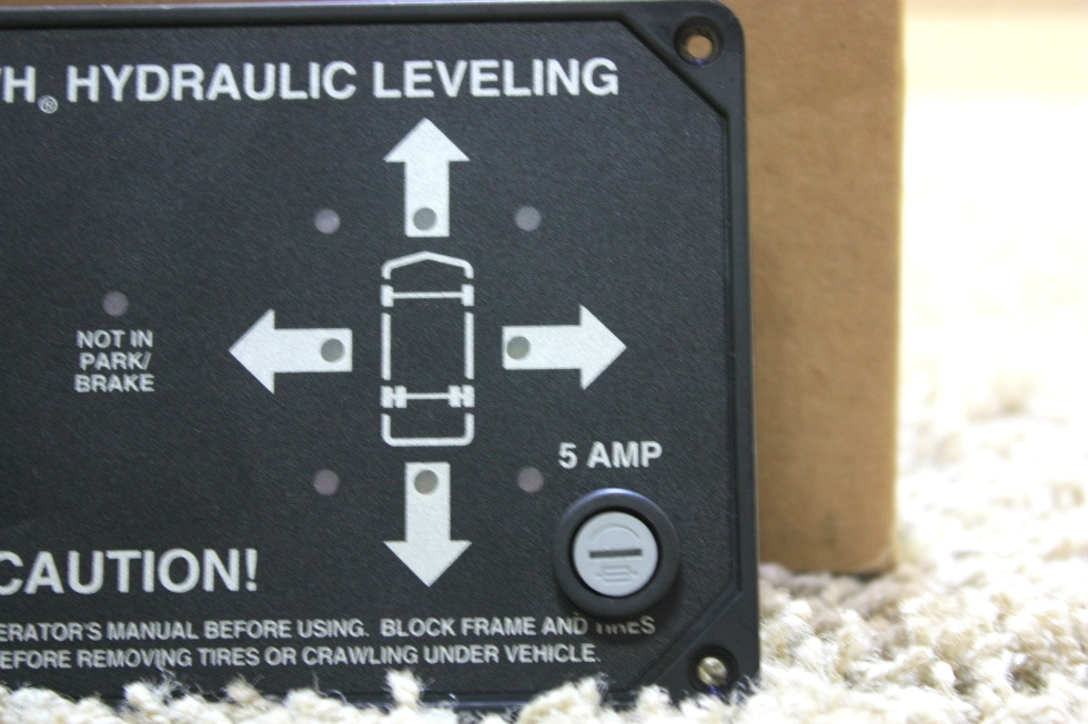 HWH HYDRAULIC LEVELING TOUCH PAD AP0425 MOTORHOME PARTS FOR SALE